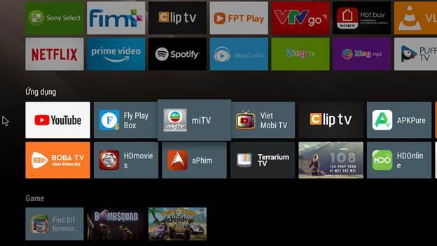 Nền tảng Android 9.0 trên tivi Panasonic có gì đặc biệt