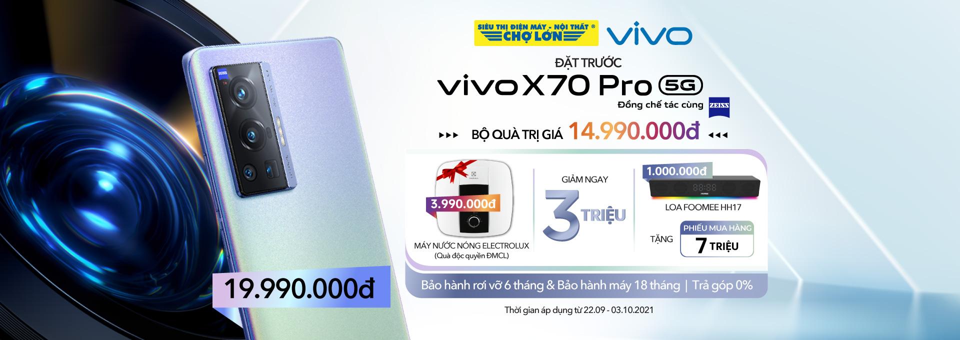 Vivo X70 Pro 5G